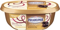 Philadelphia Indulgence Chocolate Cream Cheese Spread