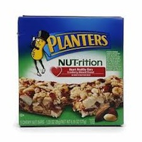 Planters NUTrition Heart Healthy Bar