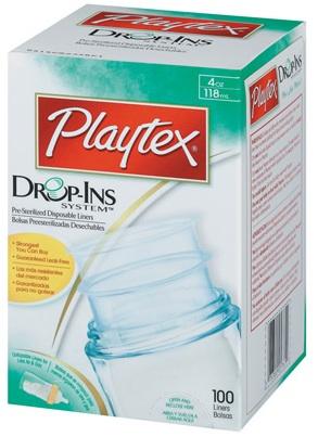 Playtex Drop Ins Bottles Shespeaks
