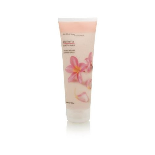 Plumeria Body Cream