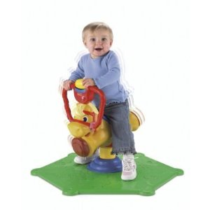 Fisher Price  Bounce and Spin Smart Pony