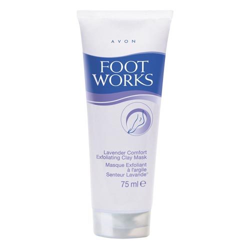 Foot Works Lavender Cla…