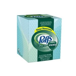 Puffs Plus Tissues with …