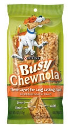 Busy Chewnola Dog Treat
