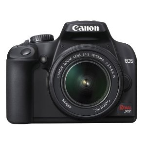 Canon Rebel XS 10.1MP Digital SLR Camera