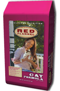 PMI Nutrition Red Flannel Cat Formula