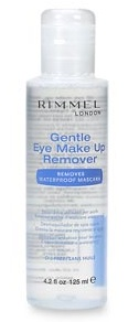 Rimmel Gentle Eye Makeup Remover
