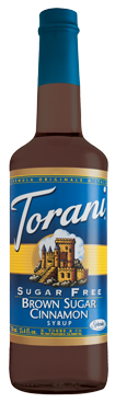 Torani Sugar Free Brown …