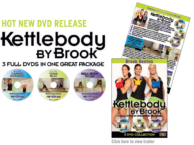Kettlebody by Brook Ben…
