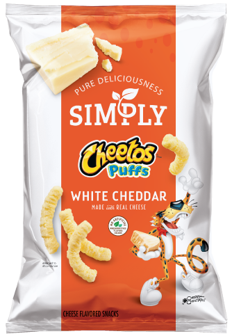 Simply Cheetos Puffs Wh…