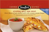 Stouffer`s Stuffed Melt …