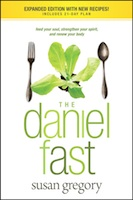 Susan Gregory The Daniel Fast