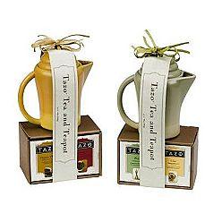 Tazo Tea and Teapot Gift Set | SheSpeaks Reviews