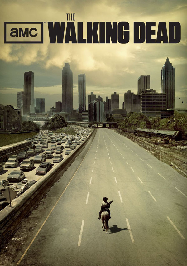 A&E The Walking Dead