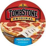 Tombstone Frozen Pizza