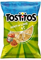 Tostitos Hint of Lime To…