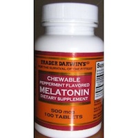 Chewable Melatonin