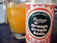 Vintage Orange Cream So…