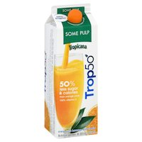 Tropicana Trop50 Some Pulp