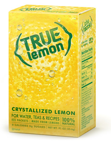 Crystallized Lemon