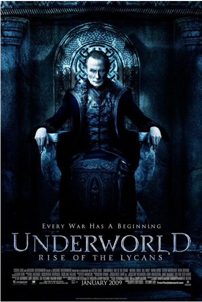 Underworld: Rise of the Lycans Movie