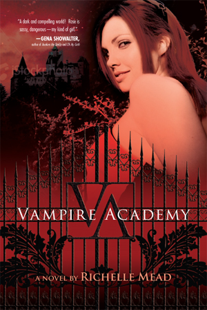 Richelle Mead  Vampire A…
