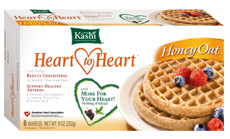 Heart to Heart Waffles …