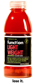 Function Drinks Light Weight