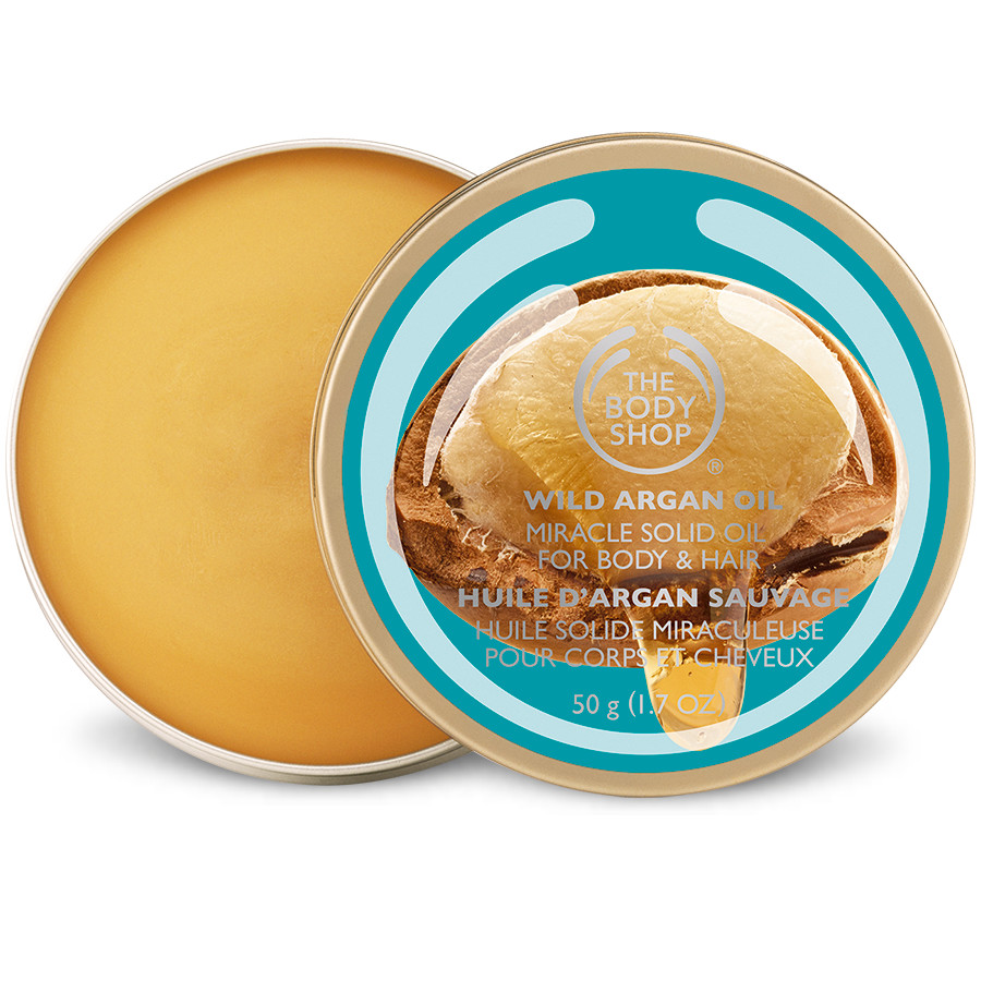 The Body Shop Wild Argan…