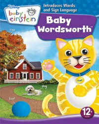 Baby Einstein Baby Wordsworth DVD
