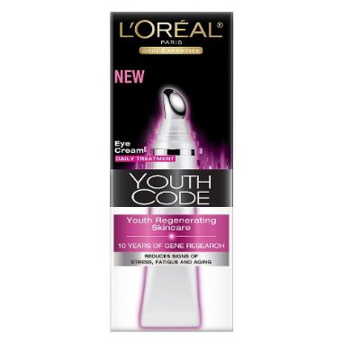 L'Oreal Youth Code Eye Cream Daily Treatment