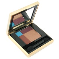 Yves Saint Laurent Ombres Quadrilumieres 4 Colour Harmony for Eyes # 05 Tawny