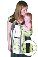 Pleated Ring Sling