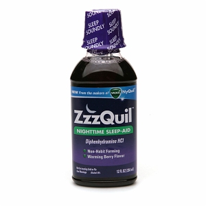 Vicks  ZzzQuil Sleep-Aid