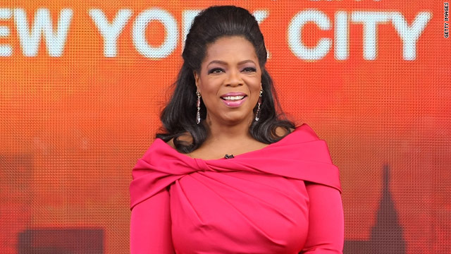 The End Of The Road For Oprah?