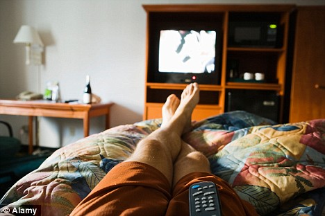 Why Turning Off The TV Could Save Your Life
